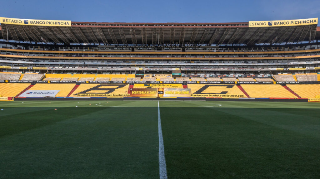 Así será el ingreso de los hinchas de Barcelona al Estadio Banco Pichincha