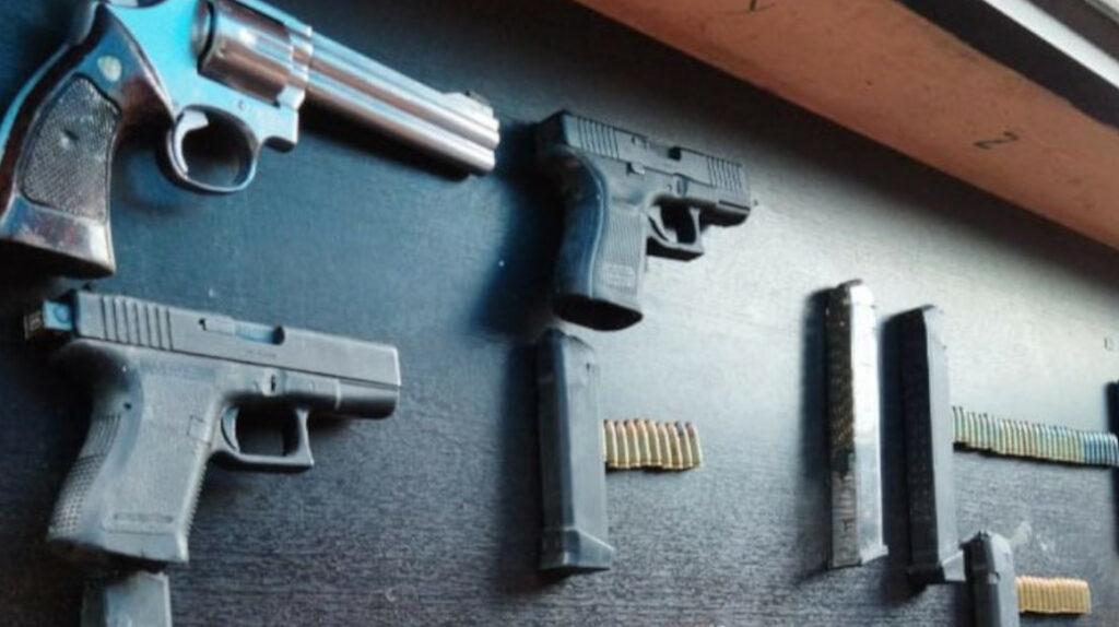 Crímenes con armas de fuego han aumentado un 119% en el país en 2021