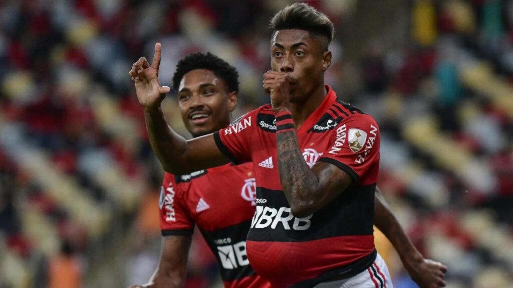 Flamengo exhibe su potencial ante Barcelona y se lleva la primera semifinal