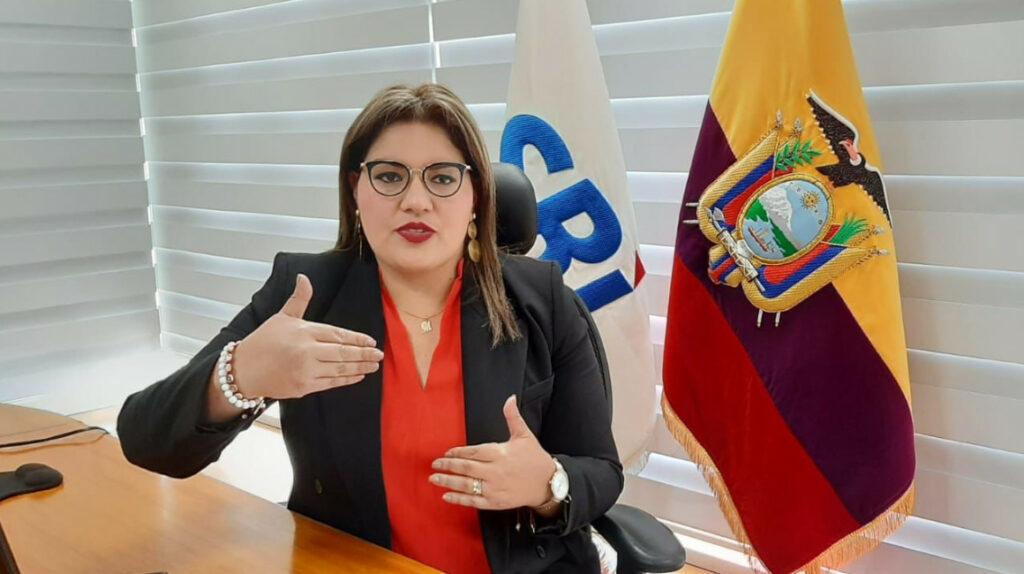 Mayor impacto de la reforma tributaria será en 2023, dice directora del SRI
