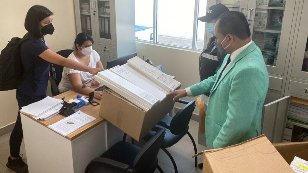La Fiscalía investiga un supuesto peculado en el Hospital Guasmo Sur