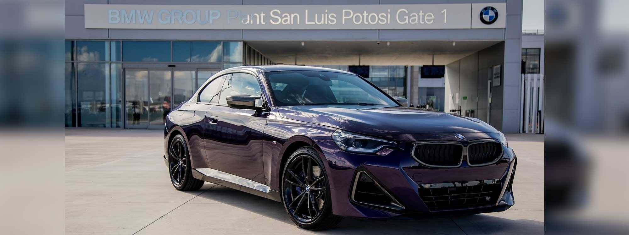El nuevo BMW Serie 2 Coupé, nacido en Latinoamérica