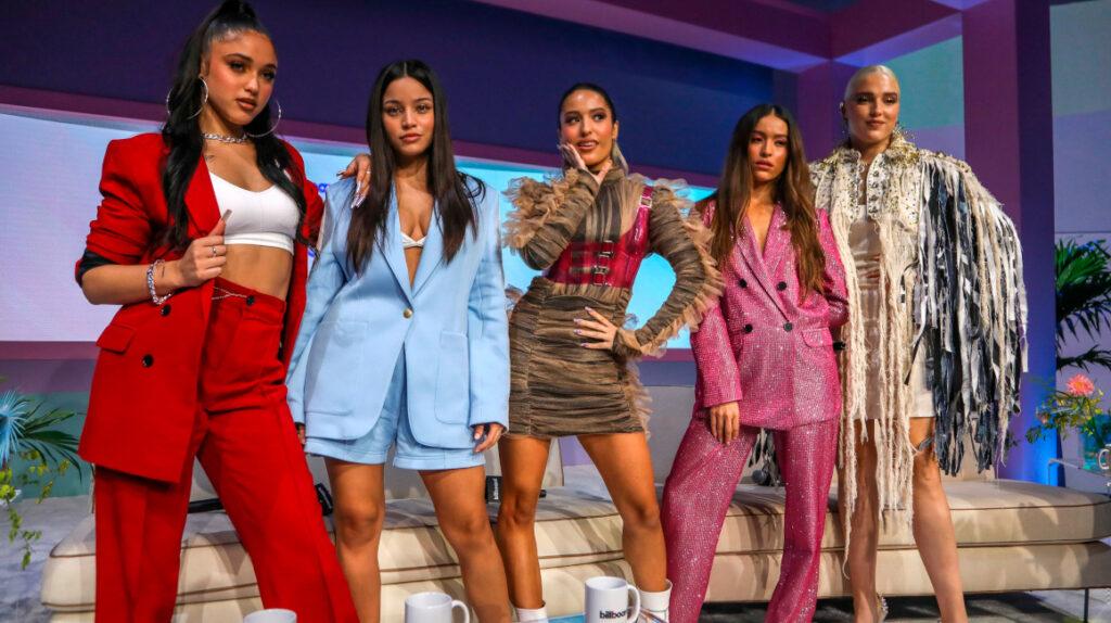 El poder latino prendió la fiesta en los Premios Billboard 2021