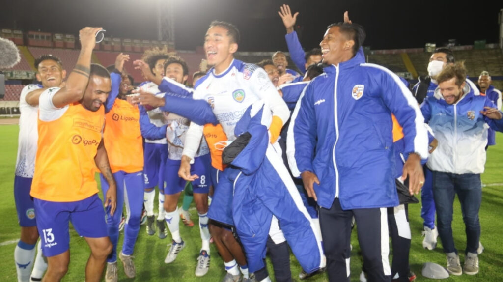 Cumbayá gana el título de la Serie B y asciende a la Seria A de Ecuador