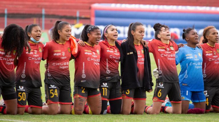 Deportivo Cuenca integra el Grupo A de la Libertadores femenina
