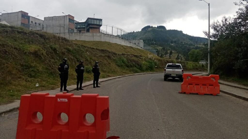 Vecinos de la cárcel de Turi piden traslado de los cabecillas de bandas