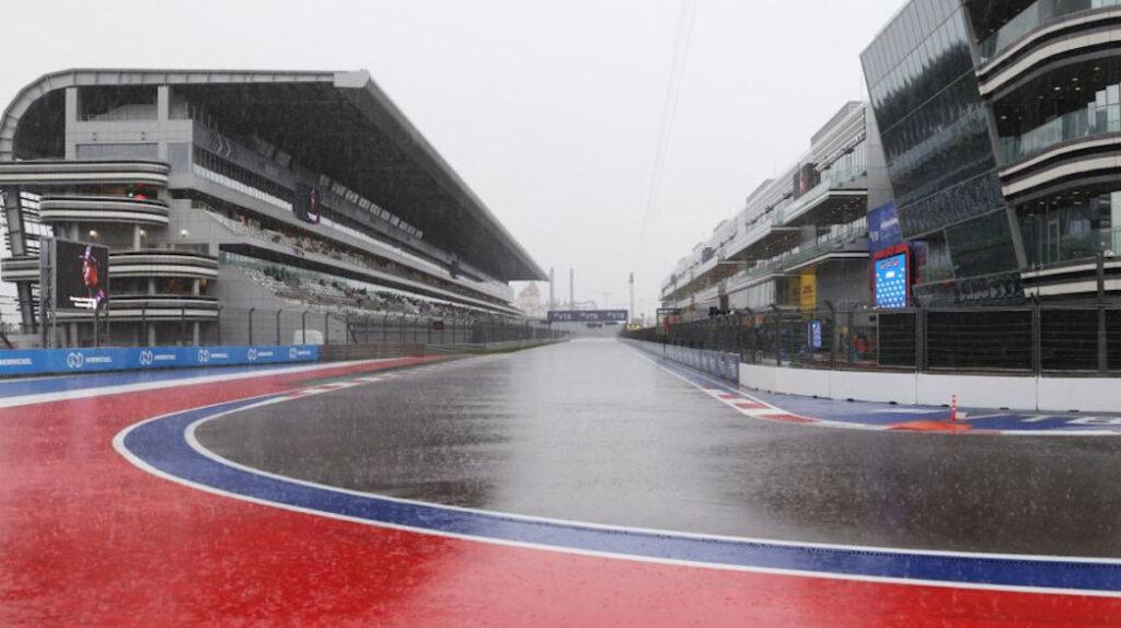 La segunda carrera de la F3 en Sochi fue cancelada