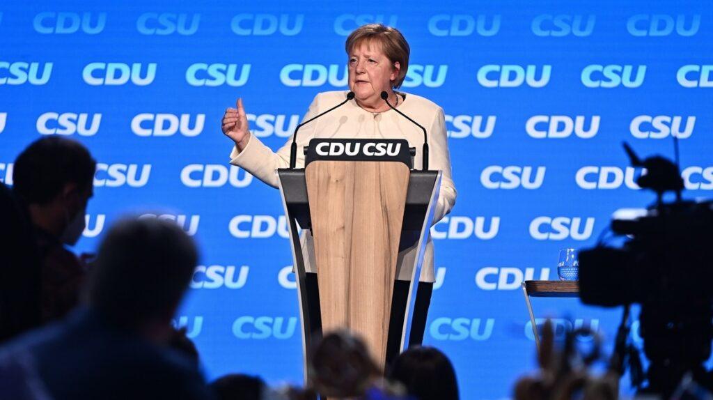 """Alemanes se preparan para los comicios que marcan el fin de la """"era Merkel"""""""