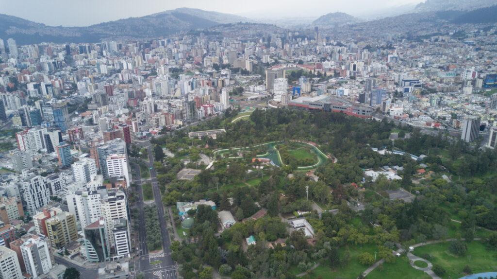 Quito quiere transformarse en una ciudad de '15 minutos' con 25 zonas