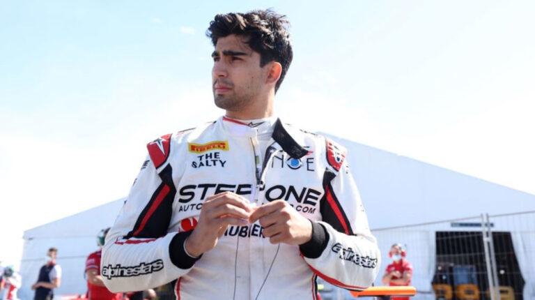 Juan Manuel Correa termina la temporada de Fórmula 3 en el puesto 21