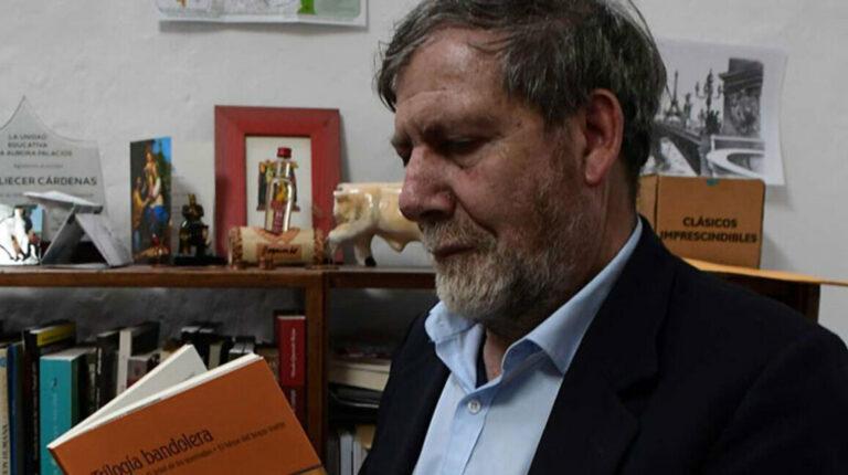 El escritor ecuatoriano Eliécer Cárdenas Espinoza falleció a los 70 años