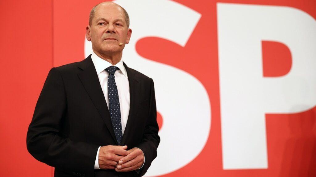 Elecciones alemanas: socialdemócratas superan a conservadores por un estrecho margen
