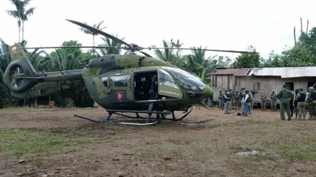 Defensa se declara en emergencia para asegurar 169 aeronaves militares