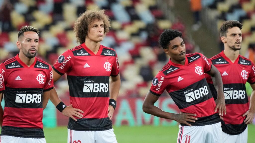 Flamengo alineará ante Barcelona a su equipo ideal por primera vez