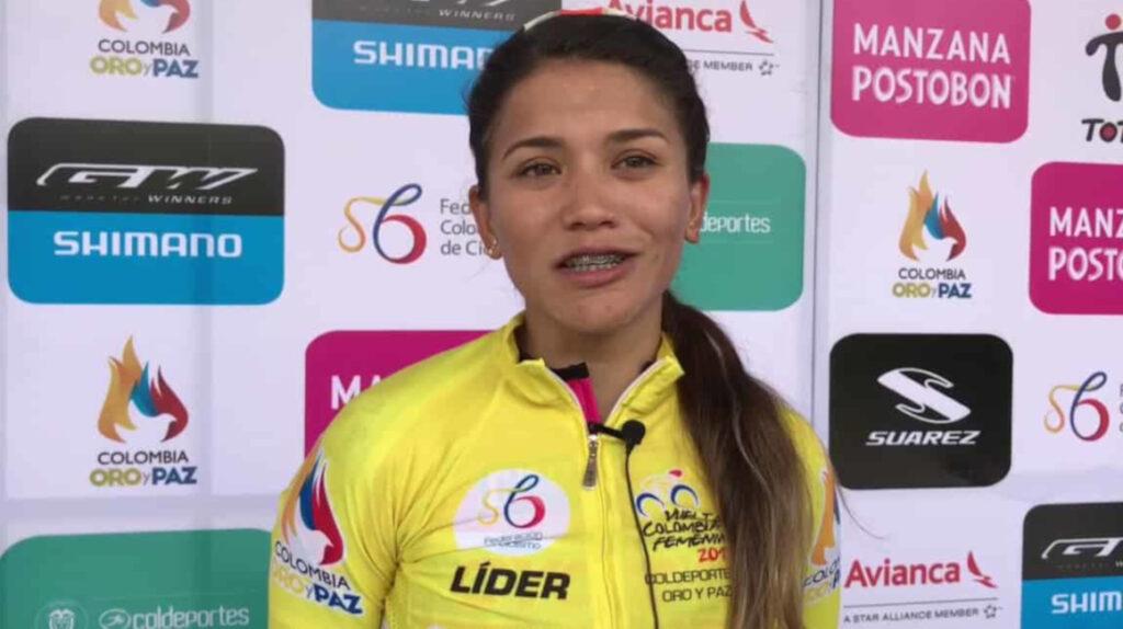Chacón gana la Etapa 1 y Miryam Núñez termina séptima en Colombia