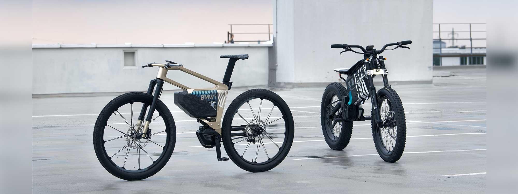 BMW i Vision AMBY, más que una simple e-bike