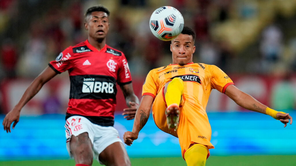 Barcelona busca revertir la serie ante Flamengo en la Libertadores
