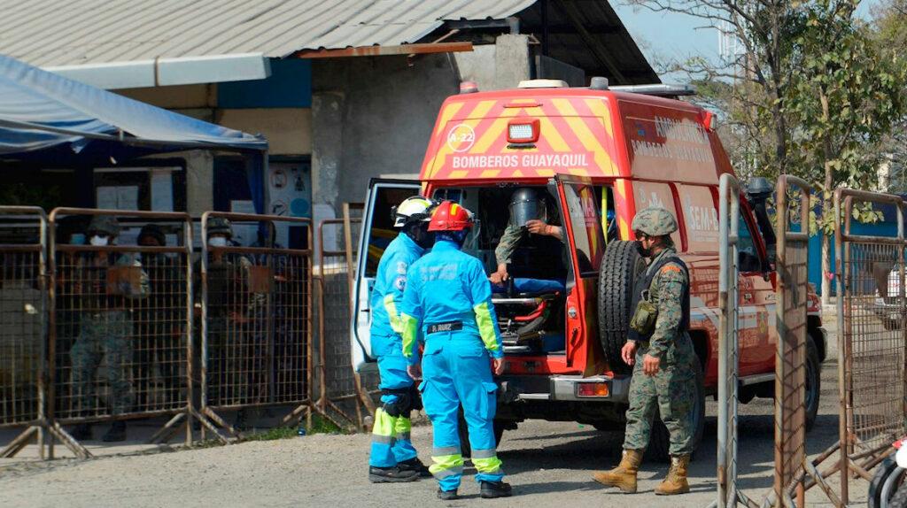 'Alarde' de Los Choneros desató masacre en Penitenciaría de Guayaquil