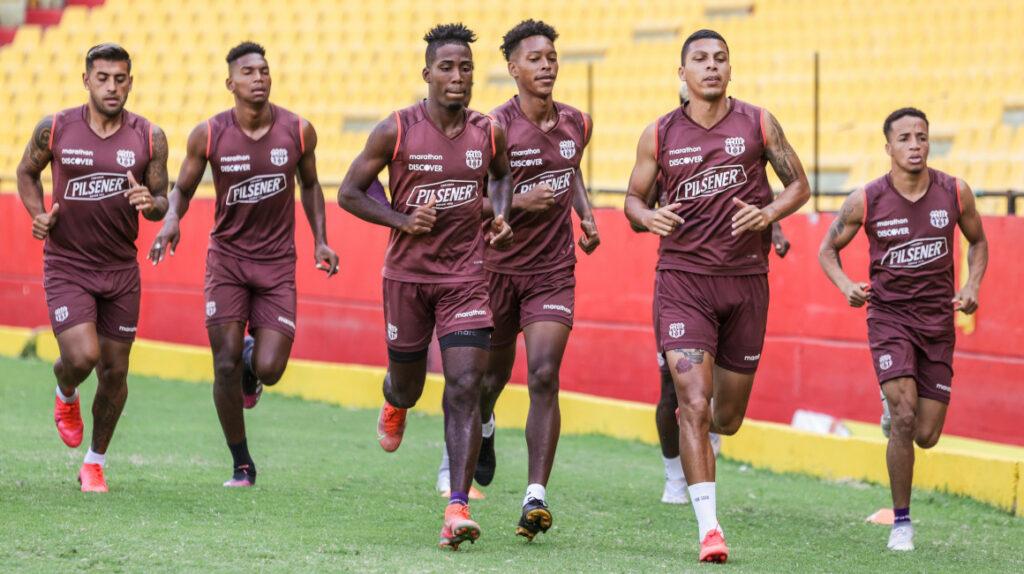 Garcés y Mastriani comandarán el ataque de Barcelona ante Flamengo