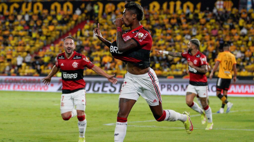 Flamengo elimina a Barcelona y clasifica a la final de la Libertadores