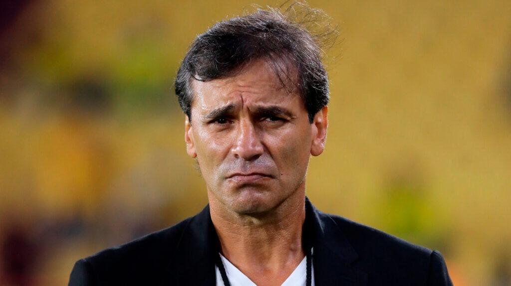"""Fabián Bustos: """"El equipo nunca bajó los brazos y eso me llena de orgullo"""""""