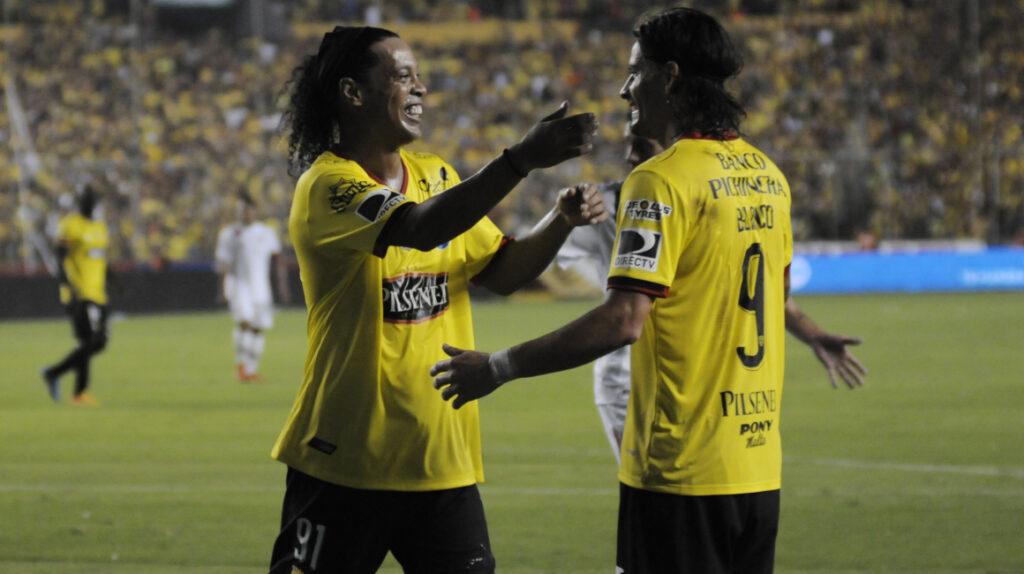 10 partidos históricos que se han jugado en el Estadio Banco Pichincha
