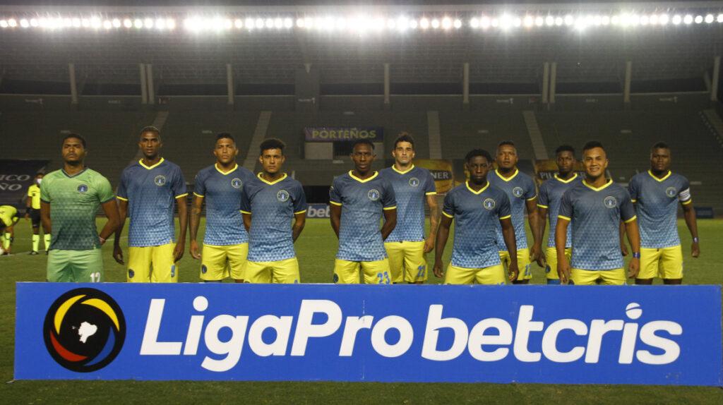 Atlético Porteño y Liga de Portoviejo definen su permanencia en la Serie B