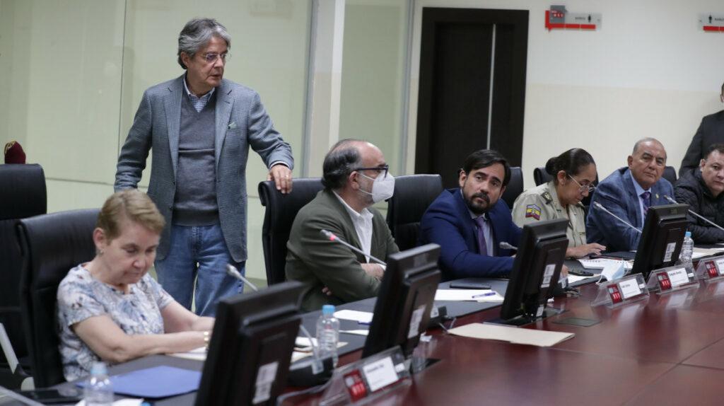 La administración del presidente Lasso enfrenta su primera 'tormenta'