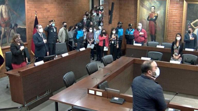 Concejo Metropolitano de Quito reestructura sus 22 comisiones