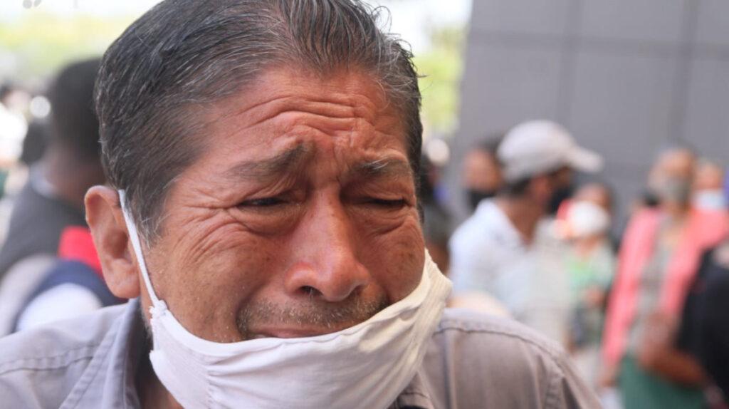 Familias de las víctimas de la Penitenciaría viven su drama en Samanes