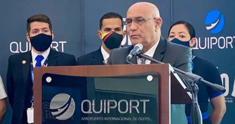 En julio de 2021, Manuel Rodríguez, dueño de Aeroregional, estuvo en la inauguración del primer vuelo de Quito a Galápagos.