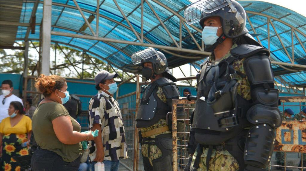 Gobierno anuncia la hoja de ruta para evitar violencia en las cárceles