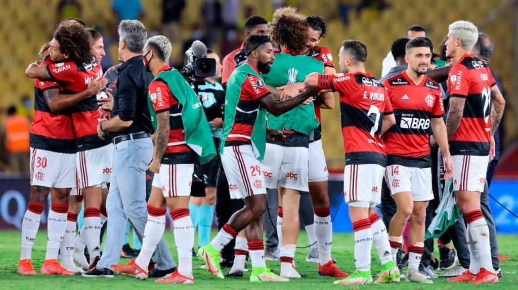 Brasil se adueña de las finales de la Libertadores y Sudamericana