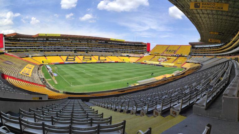 Conmebol y FEF ya trabajan en la final única de la Libertadores 2022
