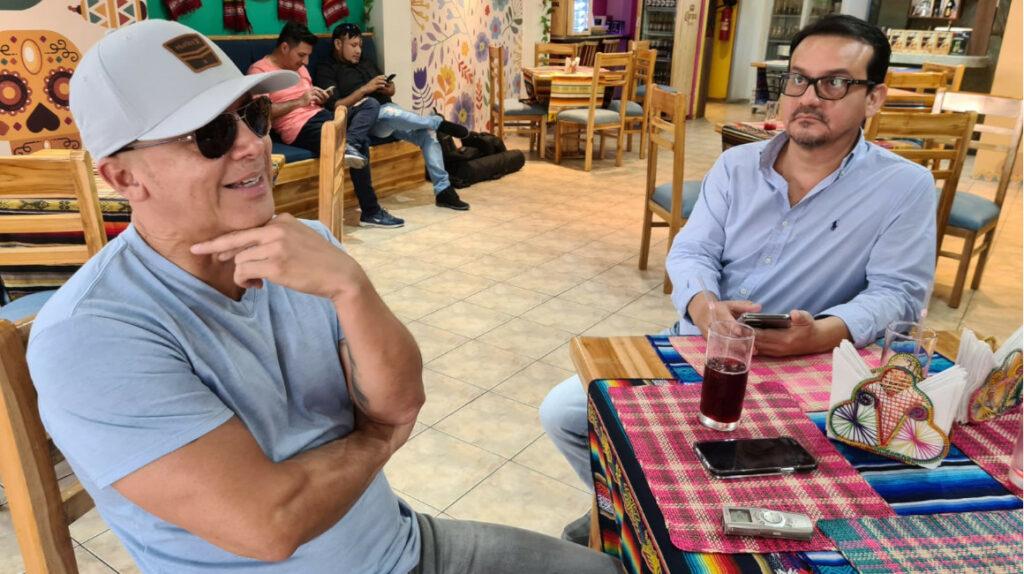 El reto empresarial de Gerardo Mejía no fue tan 'Rico Suave'