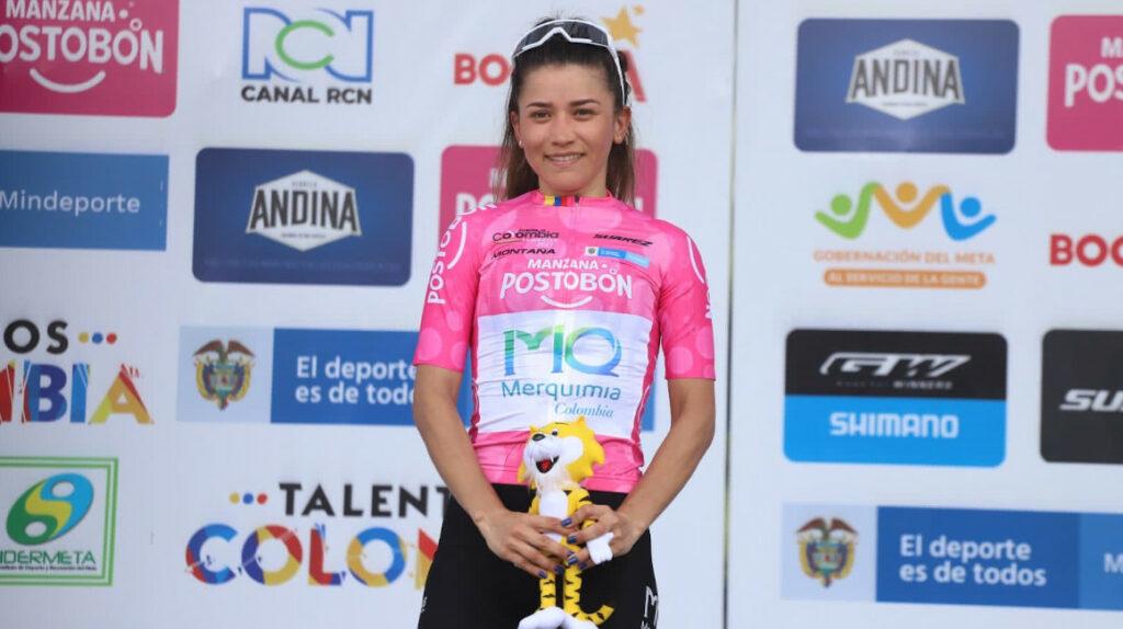 Lilibeth Chacón gana la Etapa 5 y es la virtual campeona en Colombia