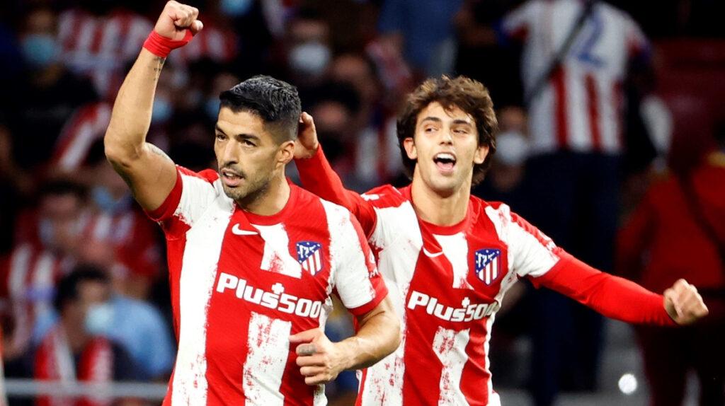 Lemar y Suárez le dan el triunfo al Atlético Madrid ante el FC Barcelona