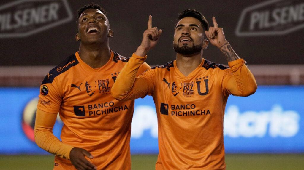 Liga de Quito y 9 de Octubre ganan y quedan a dos puntos de IDV