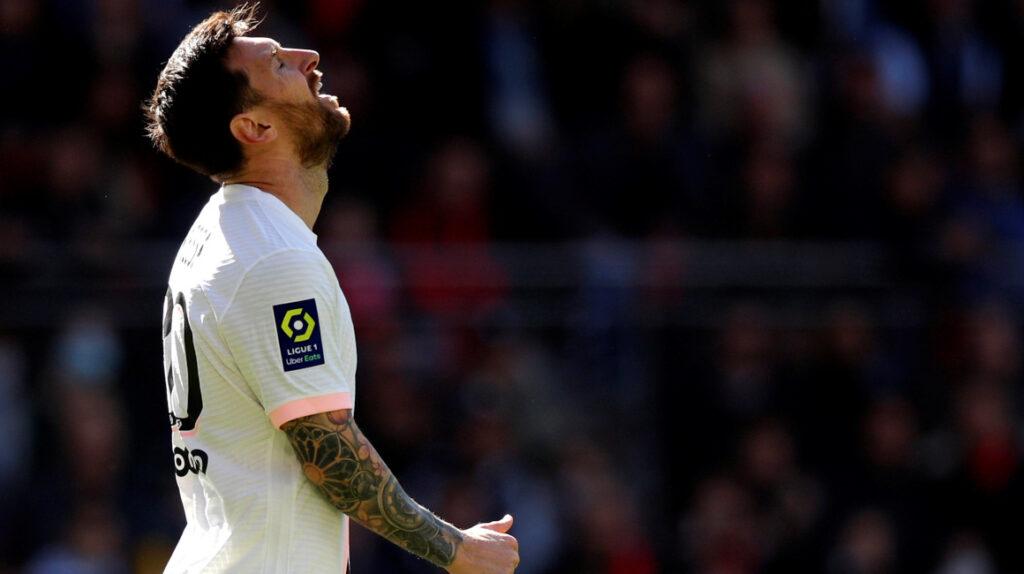El Rennes termina con el invicto del PSG de Messi, Neymar y Mbappé