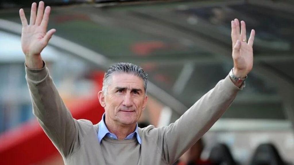 """Edgardo Bauza: """"El cierre de mi carrera se produjo en 2019"""""""
