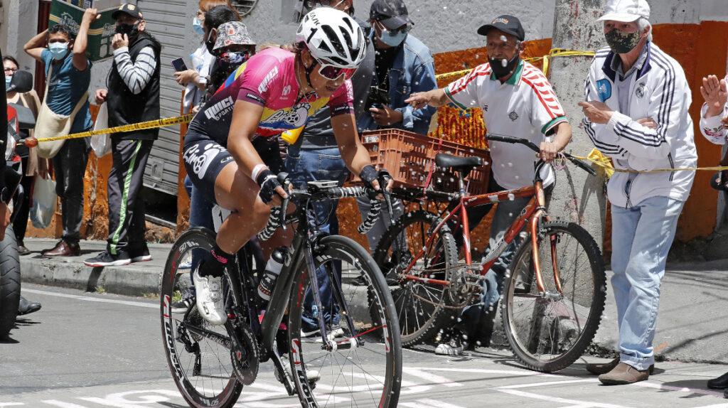 Miryam Núñez termina tercera y Chacón es campeona en Colombia