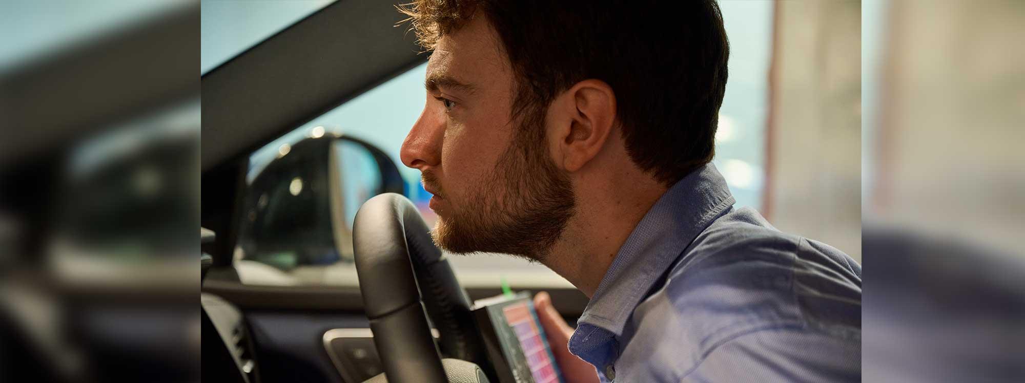 Nissan y el perfecto olor a auto nuevo