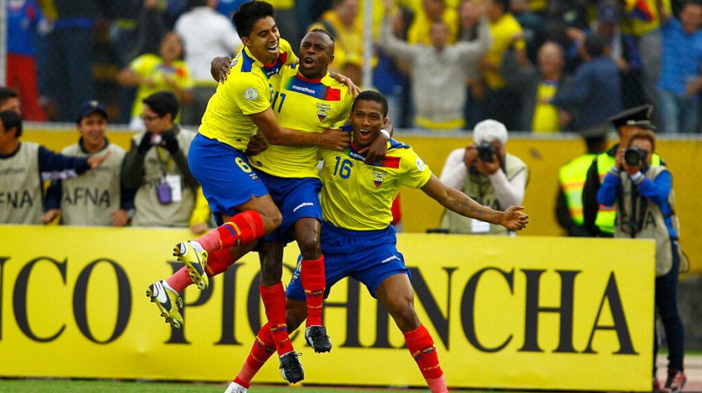 ¿Cuánto le ha ayudado la altura de Quito a la selección ecuatoriana?