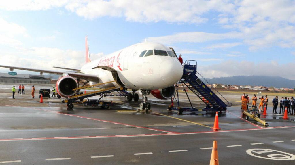 Avianca retoma sus operaciones entre Quito y Cuenca luego de seis años