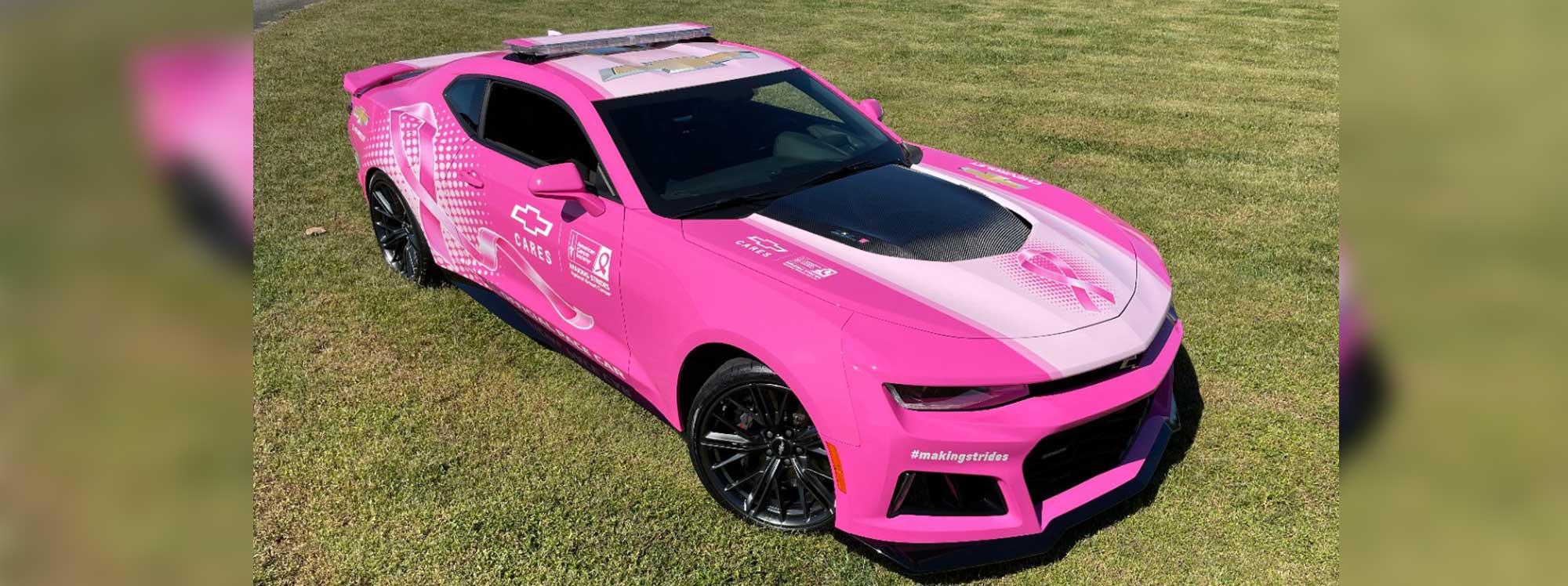 """Chevrolet """"avanza"""" y se une a la campaña mundial contra el cáncer de mama"""
