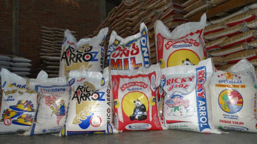 Productos de Agroindustrias Dajahu, que vendió su negocio de arroz a la brasileña Camil en USD 36,5 millones.