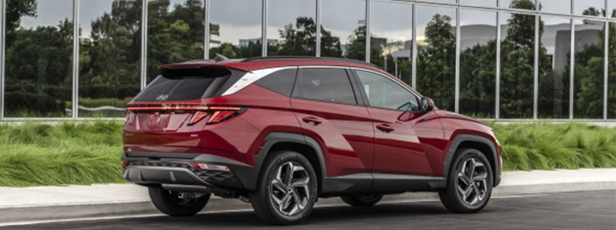 Hyundai Tucson y su puntuación perfecta en seguridad de asientos