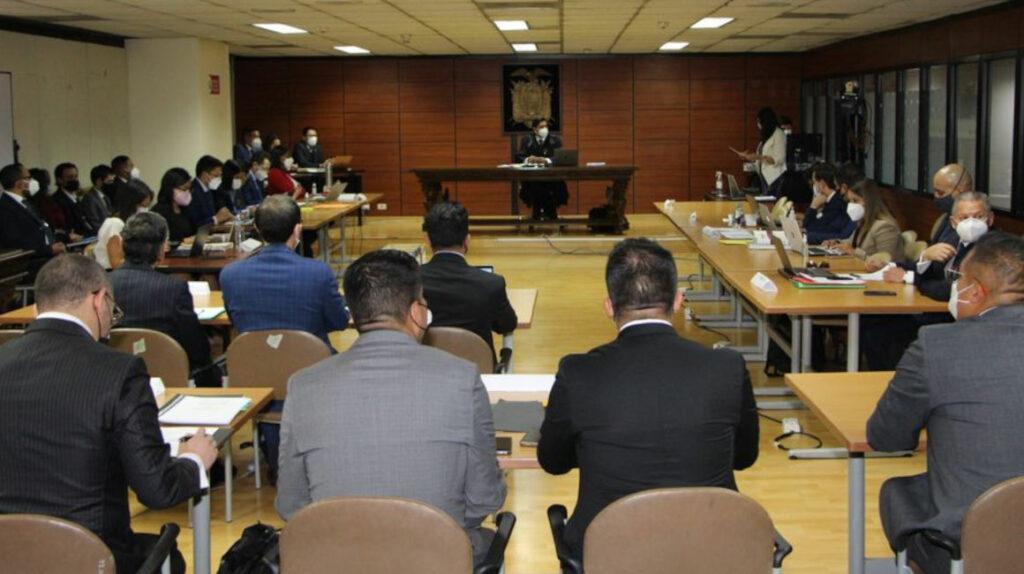 Juez niega la prisión para los 15 involucrados en el caso Dhruv