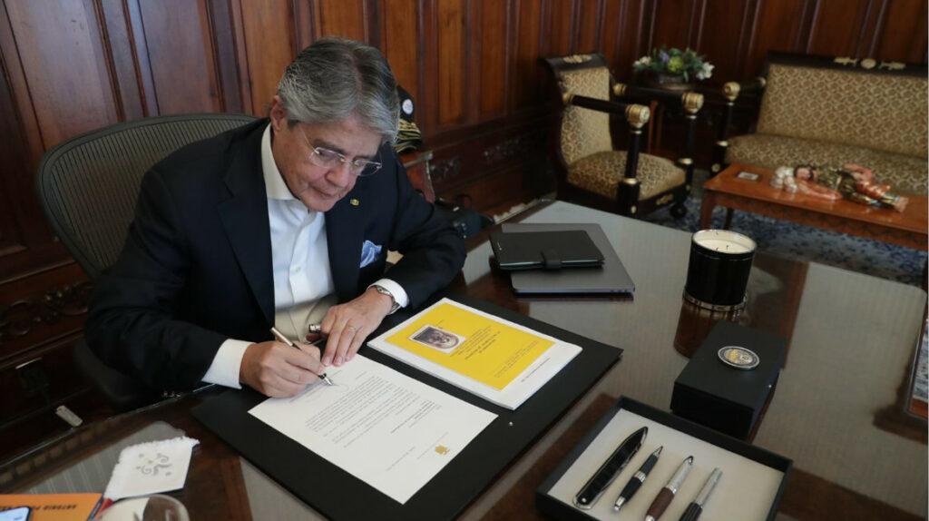 Lasso invita a la Comisión de Fiscalización para hablar sobre los 'Pandora Papers'