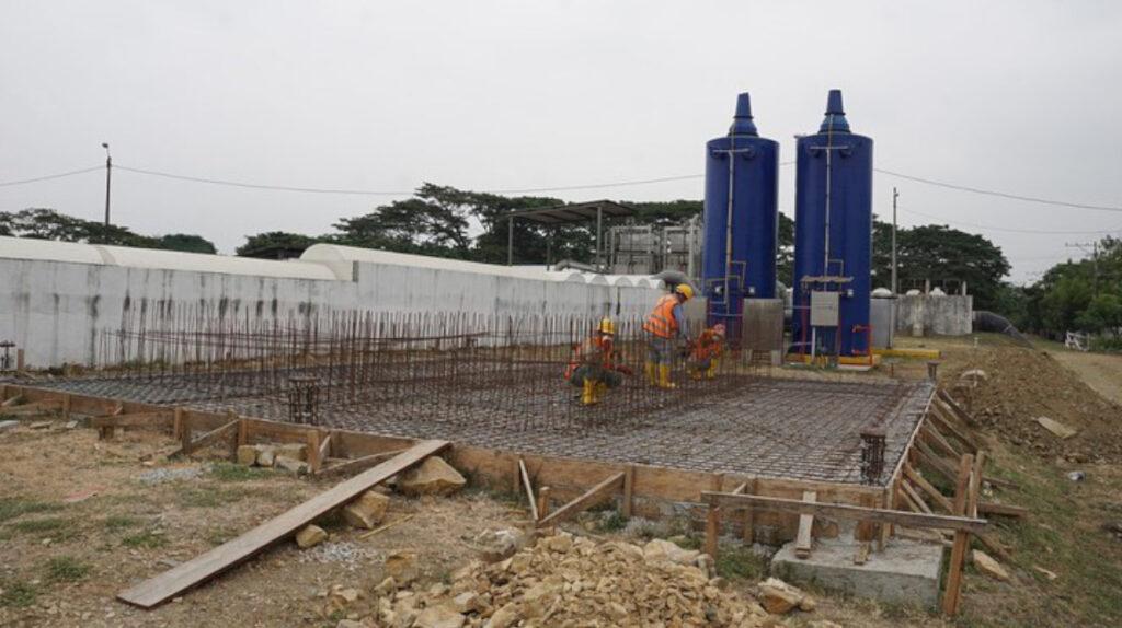 Guayaquil tendrá una nueva planta de tratamiento de aguas residuales